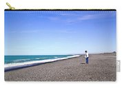 Alone And At Peace Carry-all Pouch