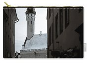 Alone In Tallinn Carry-all Pouch by Dave Bowman