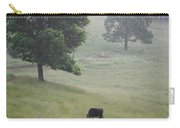 Alone In The Meadow Carry-all Pouch