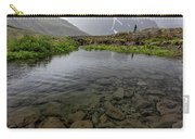 Alone With Nature Carry-all Pouch