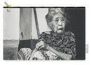Balinese Old Woman Carry-all Pouch
