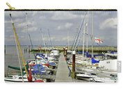 Along C Pontoon In Ryde Harbour Carry-all Pouch