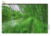 Along Creek #g1 Carry-all Pouch