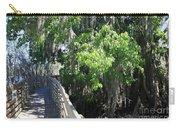 Along Florida Boardwalk Carry-all Pouch
