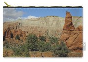 Along Panorama Trail Carry-all Pouch
