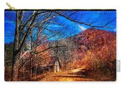 Along The Country Lane Carry-all Pouch
