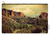 Along The Crooked River Carry-all Pouch