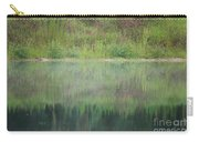 Along The Edge Of The Pond Carry-all Pouch
