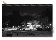 Along The Lake Bw Carry-all Pouch