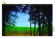 Along The Muddy River Carry-all Pouch