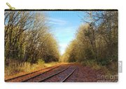 Along The Old Railroad  Carry-all Pouch
