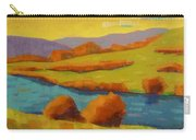 Along The River In Steamboat Springs II Carry-all Pouch