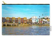Along The River Thames Carry-all Pouch