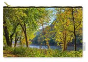 Along The Shenandoah River Carry-all Pouch