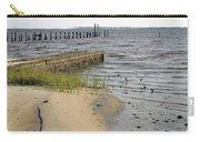 Along The Shore Of Biloxi Bay Carry-all Pouch