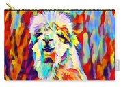 Alpaca Carry-all Pouch