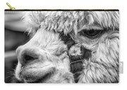 Alpaca Close Carry-all Pouch