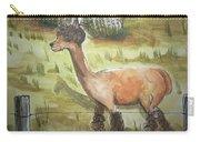 Alpaca Glory Carry-all Pouch