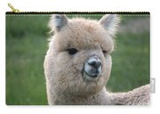 Alpaca Smile Carry-all Pouch