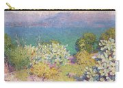 Alpes Maritimes From Antibes Carry-all Pouch