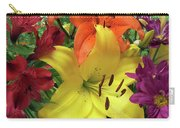 Alphabet Of Angels Carry-all Pouch