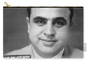 Alphonse Capone (1899-1947) Carry-all Pouch by Granger
