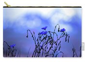 Montana Blue Bells Carry-all Pouch