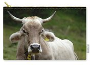 Alpine Cow Carry-all Pouch