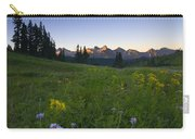 Alpine Dawn Carry-all Pouch