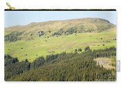 Alpine Forest Landscape.  Carry-all Pouch