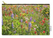 Alpine Glory In Canada Carry-all Pouch