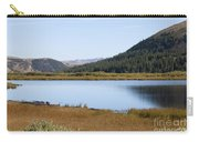 Alpine Lake In The Arapahoe National Forest Carry-all Pouch