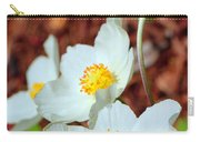 Alpine Pasqueflower Carry-all Pouch