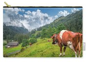 Alpine Travel Stories Carry-all Pouch