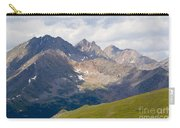 Alpine Tundra And The Colorado Continental Divide Carry-all Pouch