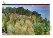 Alpujarras Forest At Sunset Carry-all Pouch