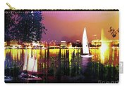 Alster In The Evening Carry-all Pouch