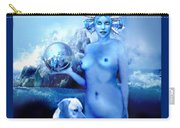 Alta, Roman Goddess Of Water Carry-all Pouch