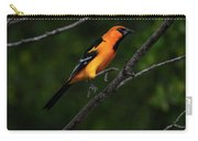 Altamira Oriole - Limb Hopping Carry-all Pouch