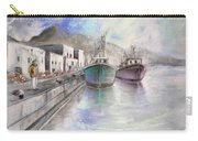 Altea Harbour On The Costa Blanca 01 Carry-all Pouch