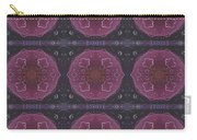 Altered States 1 - T J O D 27 Compilation Tile 9 Carry-all Pouch