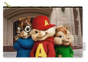 Alvin And The Chipmunks Carry-all Pouch
