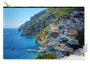 Amalfi Coast, Positano, Italy Carry-all Pouch