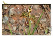 Amanda's Pennant Dragonfly Female Carry-all Pouch