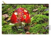 Amanita Muscaria Carry-all Pouch