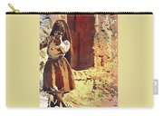 Amantani Girl- Peru Carry-all Pouch