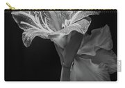 Amaryllis, Monochrome Carry-all Pouch