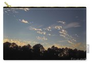 Amazing Clouds Before Sunset Carry-all Pouch