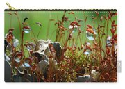 Amazing Jungle Of The Microcosm Carry-all Pouch