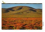 Amazing Poppy Fields Carry-all Pouch